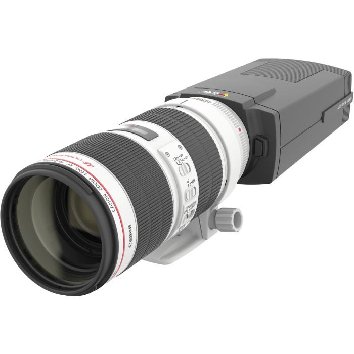 AXIS Q1659 (Canon EFS Lens EF 70-200mm f/2.8L USM) 5472x3648, M-JPEG/H.264, PoE