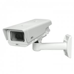 AXIS M1114-E 87°-29° HDTV 720p от 0.6 лк , H.264/M-JPEG- (в кожухе от -20°С до +50°С)