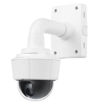 AXIS P5512-E 704x576 12x MJPEG/H.264 РoЕ (Панорамирование 360° с функцией «auto-flip», классы защиты IP66 и NEMA 4X)