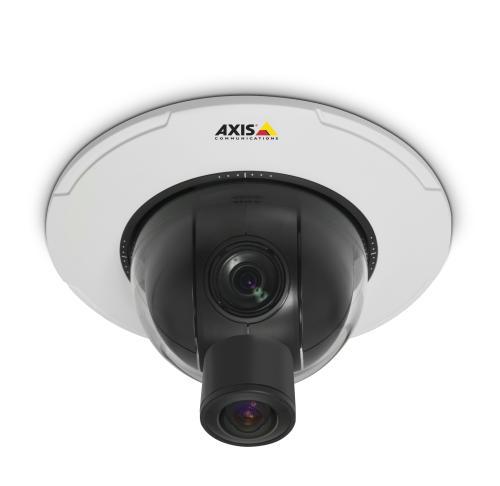 AXIS P5544 1280х720 18x MJPEG/H.264 PoE+ (PTZ с панорамированием на 360°)