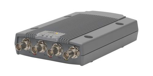 AXIS P7214 M-JPEG / H.264, 4 канала, 720x480