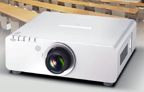 Panasonic PT-DX800ELK (без линз)