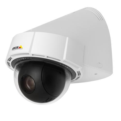 AXIS P5414-E 1280х720 18x MJPEG/H.264 PoE+ (механизм поворота-наклона с прямым приводом, двунаправленная передача аудиосигнала)