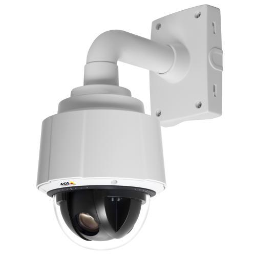 AXIS Q6042 736х576 36x MJPEG/H.264 PoE+ (Защита класса IP52, датчик ударов, интеллектуальные функции видеоанализа)