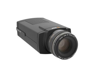 AXIS Q1614 100°–34° 1280x960 M-JPEG/H.264 (Двунаправленная передача аудиосигнала, Запись на SD/SDHC карточку, Технология Power over Ethernet)