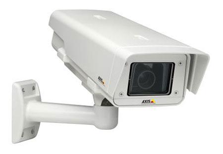 Axis Q1615-E 90°-40°от 0.36 лк Технология Lightfinder 1920 x 1080, H.264/M-JPEG