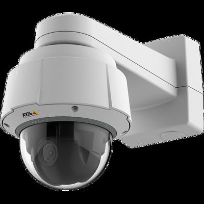 AXIS Q6052-E, 720x576 MJPEG/H.264 PoE (Класс защиты IP66, 36-кратный оптический зум, эл. стабилизация изоб.,  Axis Zipstream,  Active Gatekeeper, противотуманный фильтр)
